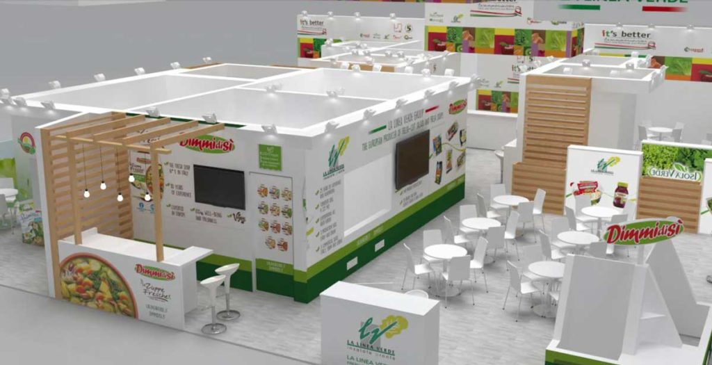LA LINEA VERDE AT FRUIT LOGISTICA TO KEEP ON GROWING IN EUROPE