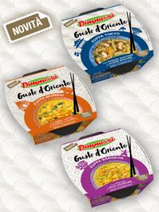nuove zuppe orientali DimmidiSì La linea verde
