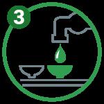 Riempimento ciotole filiera produttiva La Linea Verde