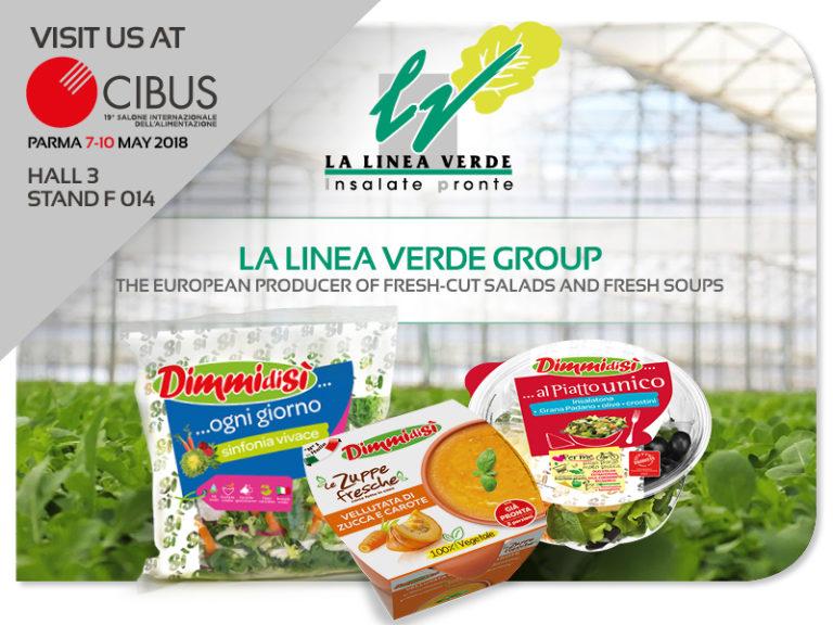 La Linea Verde at Cibus 2018