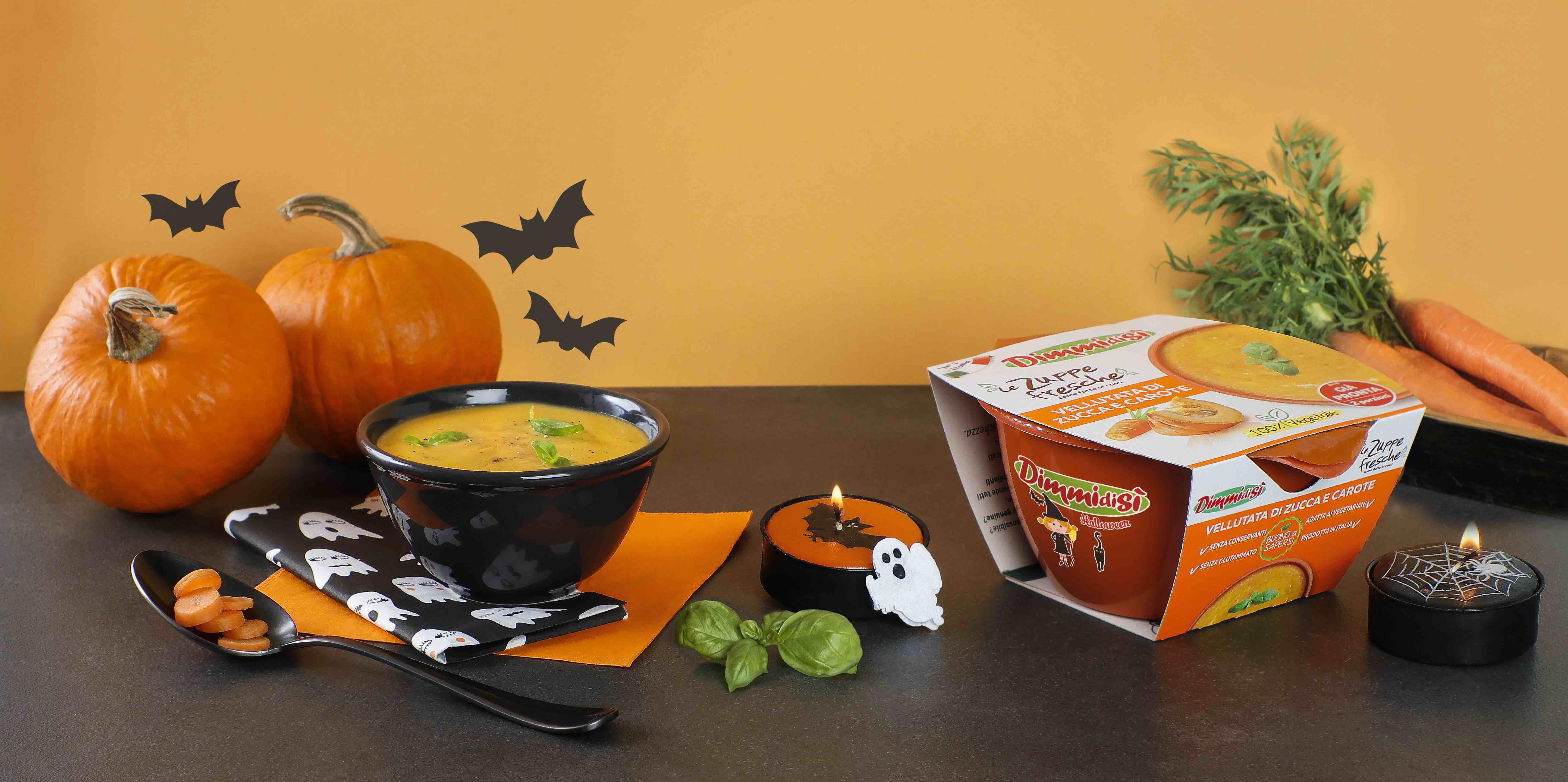 DimmidiSì festeggia Halloween con una nuova ciotola griffata