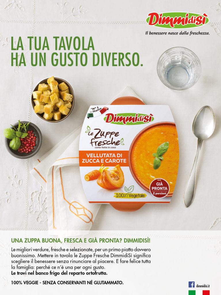 Il piano di comunicazione integrata di DimmidiSì, da brand leader, prosegue in estate