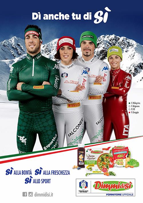 DimmidiSì fornitore ufficiale della Federazione Italiana Sport Invernali