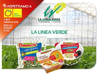 La Linea Verde a Fruit Logistica per continuare a crescere in Europa