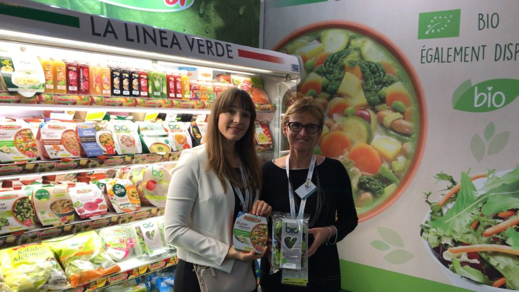 Three La Linea Verde products selected for the SIAL Innovation Awards 2018