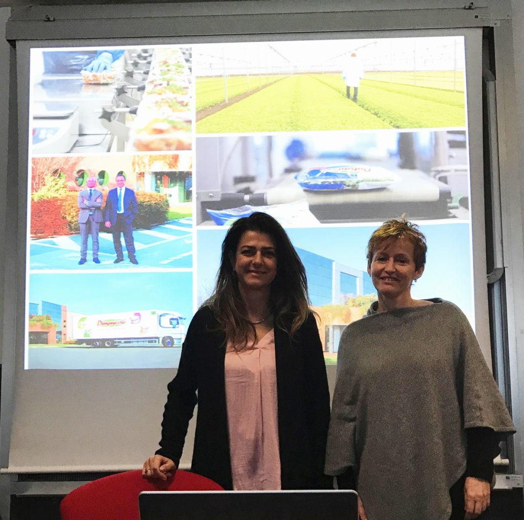 La Linea Verde come success case al corso di Marketing della Facoltà di Scienze Agrarie e Alimentari di Milano