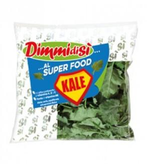 Il kale diventa protagonista nell'offerta DimmidiSì