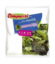 Rimini Wellness: DimmidiSì lancia l'insalata con il Kale al Fruit & Veg Fantasy Show