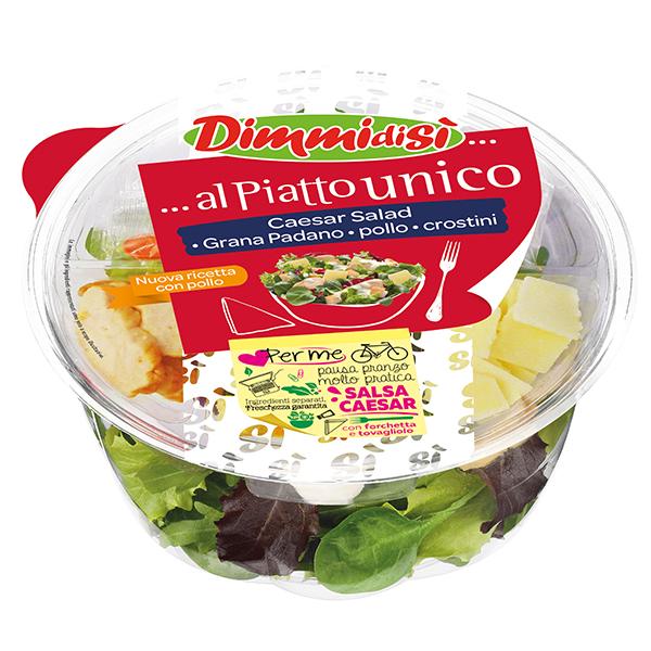 DimmidiSì... al Piatto Unico la Caesar Salad ancora più gustosa