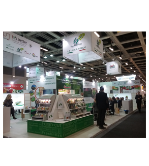 La Linea Verde: great satisfaction at Fruit Logistica