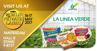 La Linea Verde at PLMA to keep on growing in Europe