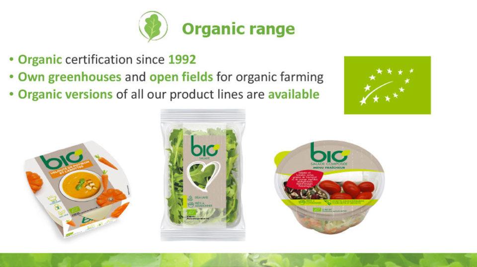 organic range DimmidiSì