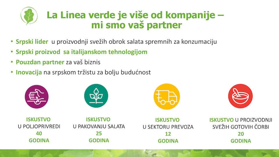 HOME serbo La Linea Verde