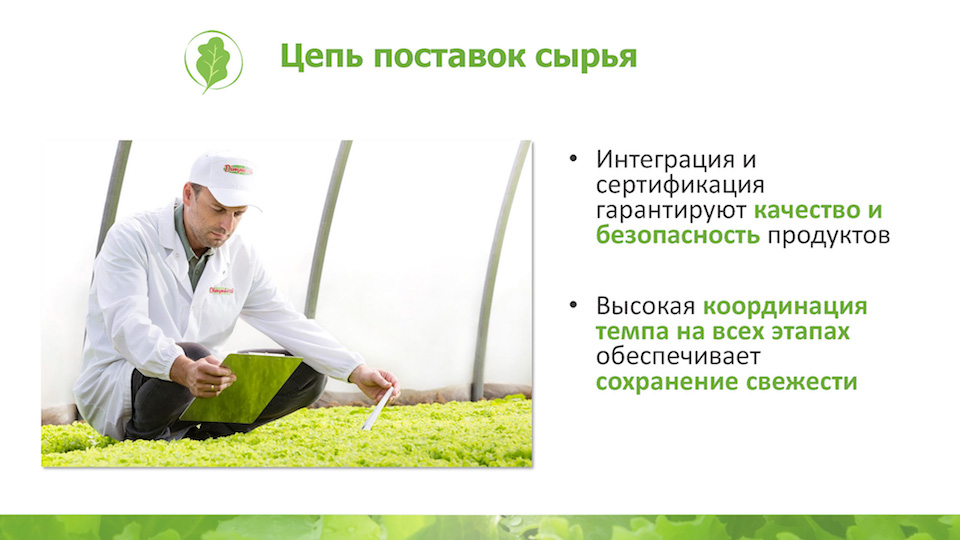 HOME russo La Linea Verde