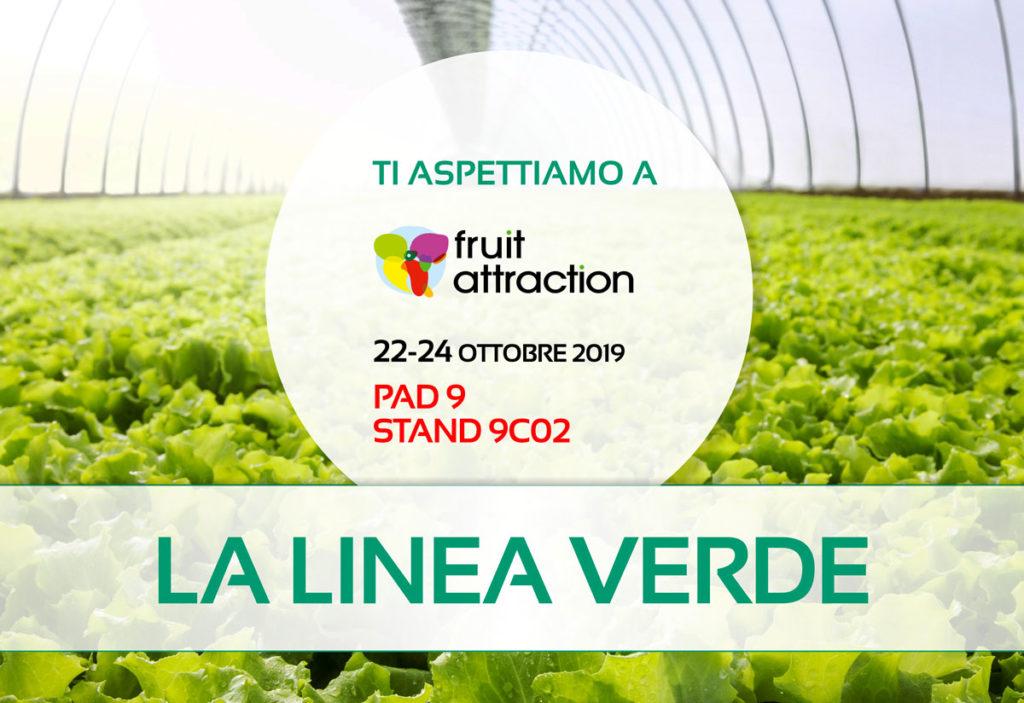 linea verde fruit attraction 2019