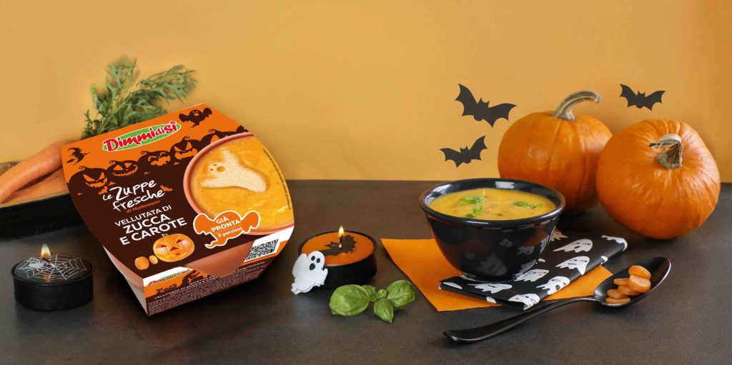 "dimmidisì limited edition ""Le Zuppe Fresche Halloween"