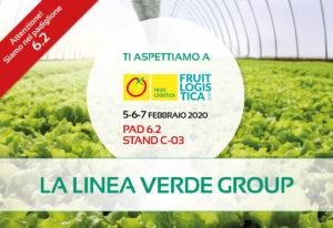 BANNER FIERA FRUIT LOGISTICA 2020 - La Linea Verde