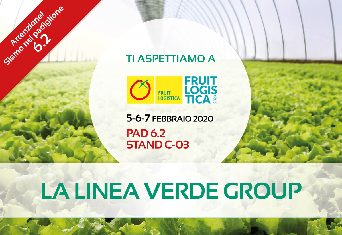 LA LINEA VERDE A FRUIT LOGISTICA