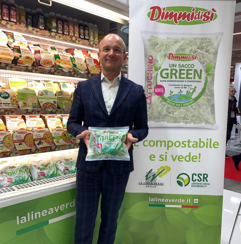 """Una nuova sfida per La Linea Verde: il progetto di Responsabilità Sociale d'Impresa parte con """"Un Sacco Green"""""""