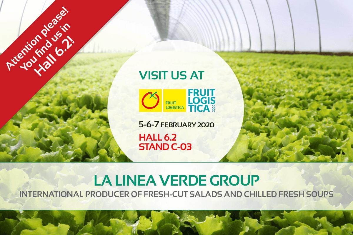 La Linea Verde at Fruit Logistica