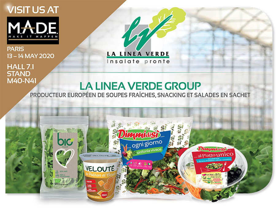 La Linea Verde -Made Paris 2020