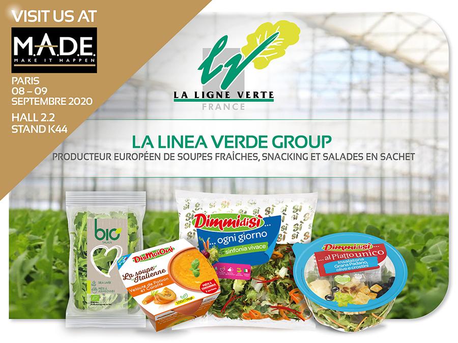 La Linea Verde - Made Paris 2020