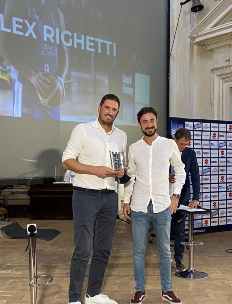 Dimmidisi Nuovamente sponsor dell'edizione speciale del festival sportivo che si è tenuto a Rieti dal 10 al 13 settembre 2020