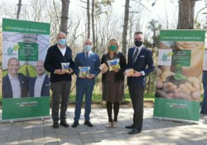La Linea Verde Dobrinci annuncia la creazione di una filiera di produttori agricoli di IV gamma con il patrocinio di Confindustria Serbia