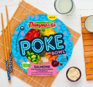 poke con salmone
