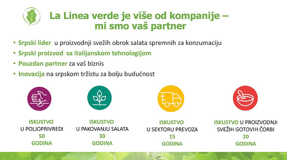 La Linea Verde - home SR