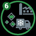 Il trasporto filiera produttiva La linea Verde